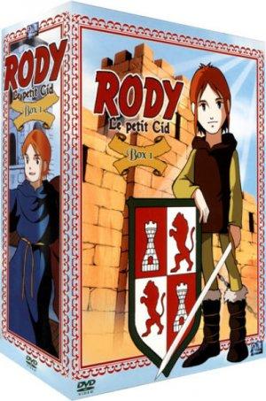 Rody le Petit Cid édition Réédition