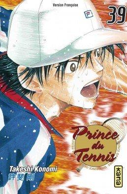 Prince du Tennis T.39