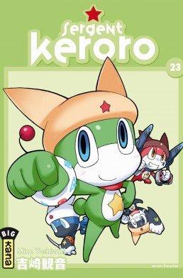 Sergent Keroro # 23