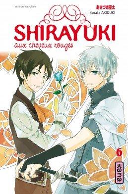 couverture, jaquette Shirayuki aux cheveux rouges 6  (kana) Manga