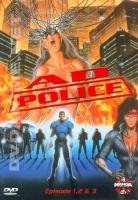 A.D. Police édition MANGA VIDEO