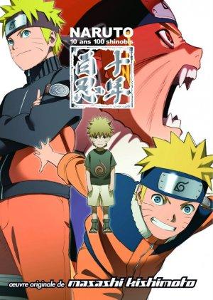 Naruto 10 Ans 100 Shinobis