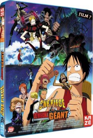 One Piece - Film 07 : Le Mécha Géant Du Chêteau Karakuri édition Blu-ray
