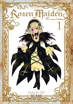 Rozen Maiden T.1