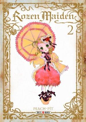 Rozen Maiden T.2