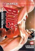 couverture, jaquette Racaille Blues 40  (J'ai Lu manga)