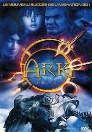 Ark, le dieu robot #1