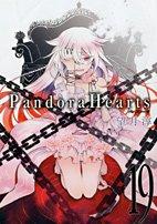 couverture, jaquette Pandora Hearts 19  (Square enix) Manga
