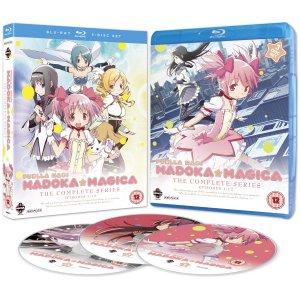 Puella Magi Madoka Magica édition Intégrale Blu-ray