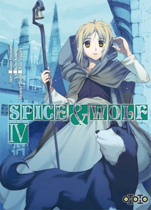 Spice and Wolf T.4