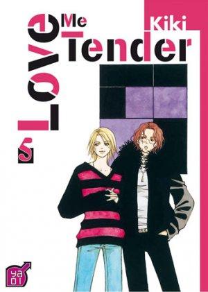 Love me Tender Réédition Française 5 Manga