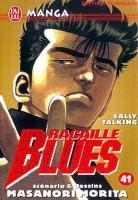 couverture, jaquette Racaille Blues 41  (J'ai Lu manga) Manga