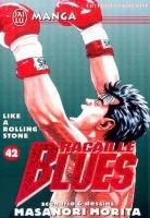 couverture, jaquette Racaille Blues 42  (J'ai Lu manga)