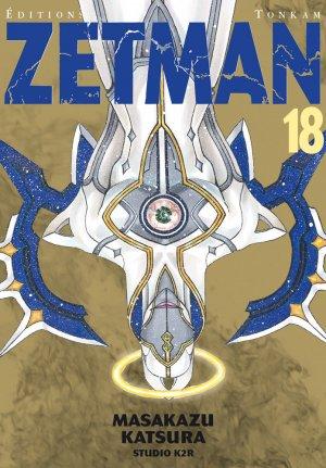 couverture, jaquette Zetman 18  (Tonkam)