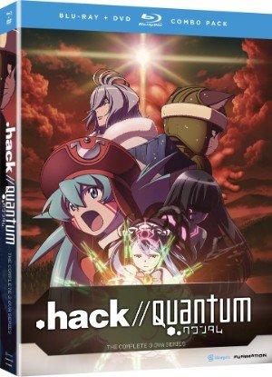 .hack//Quantum édition Combo Blu-ray et DVD