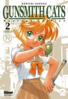 Gunsmith Cats - Revised T.2