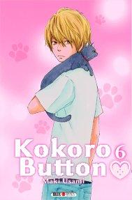 couverture, jaquette Kokoro Button 6  (soleil manga)