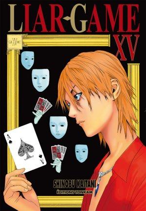 Liar Game T.15