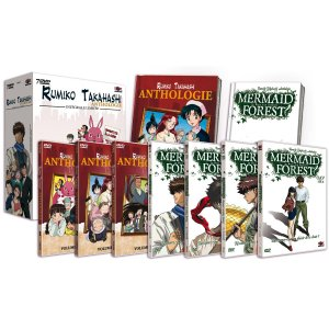 Rumiko Takahashi Anthologie édition COLLECTOR LIMITEE - VOSTF
