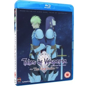 Tales of vesperia the first strike édition Double Play (DVD+BD)