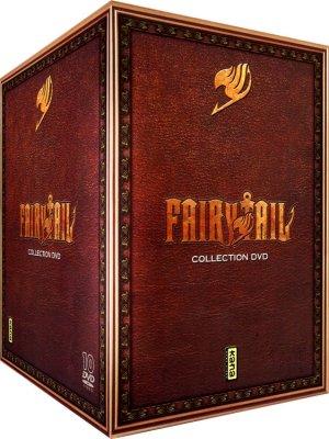 Fairy Tail édition Intégrales DVD Saisons