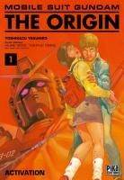 Mobile Suit Gundam - The Origin T.1