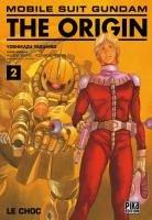 Mobile Suit Gundam - The Origin T.2