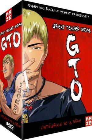 GTO édition Intégrale DVD 2012