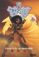couverture, jaquette Gunnm 6  (Glénat Manga) Manga