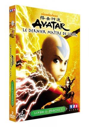 Avatar : Le Dernier Maitre de l'Air édition Livre 2 : La terre DVD