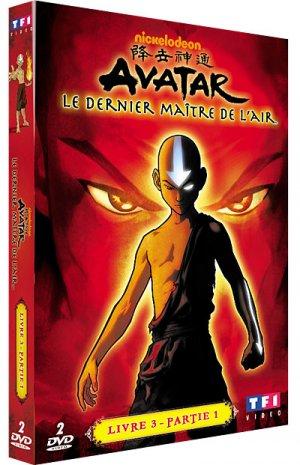 Avatar : Le Dernier Maitre de l'Air édition Livre 3 : Le feu DVD
