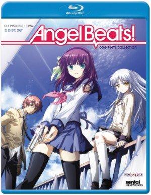 Angel Beats ! édition Américaine Blu-ray