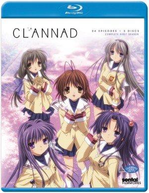 Clannad édition Américaine Blu-ray
