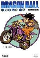 couverture, jaquette Dragon Ball 14 Édition originale - Simple  (Glénat Manga) Manga