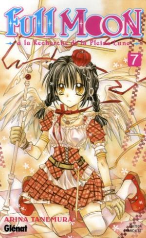 couverture, jaquette Full Moon 7  (Glénat Manga)