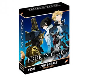 Broken Blade édition Collection GOLD