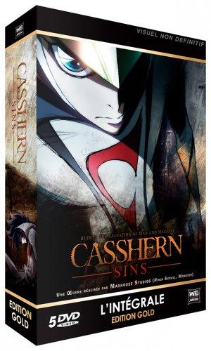 Casshern Sins édition Intégrale DVD GOLD