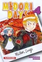 couverture, jaquette Midori Days 4  (Kurokawa)