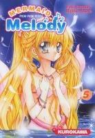 couverture, jaquette Pichi Pichi Pitch La Mélodie des sirènes 5  (Kurokawa) Manga