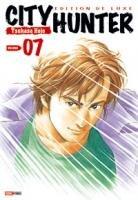 couverture, jaquette City Hunter 7 ULTIME (Panini manga)