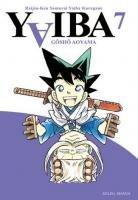 couverture, jaquette Yaiba 7  (soleil manga)