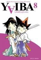 couverture, jaquette Yaiba 8  (soleil manga)