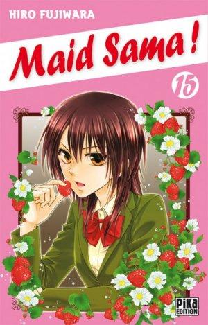 Maid Sama # 15