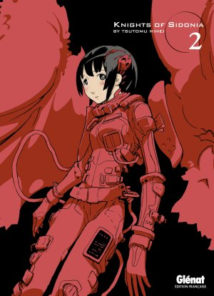 Knights of Sidonia T.2