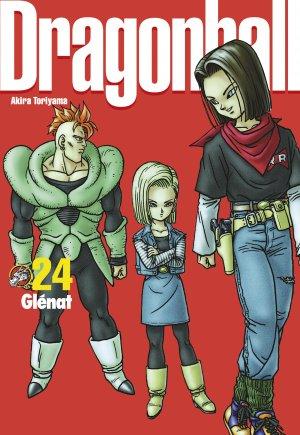 couverture, jaquette Dragon Ball 24 Perfect édition (Glénat Manga)