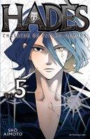 couverture, jaquette Hadès 5  (Delcourt Manga)