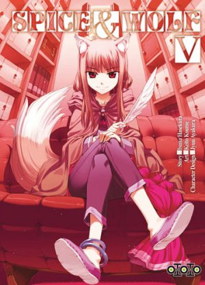 Spice and Wolf T.5