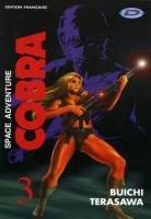 couverture, jaquette Cobra 3 1ère édition (Dybex) Manga