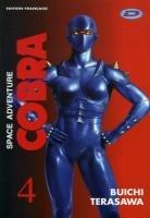 couverture, jaquette Cobra 4 1ère édition (Dybex) Manga