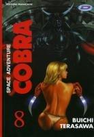couverture, jaquette Cobra 8 1ère édition (Dybex)